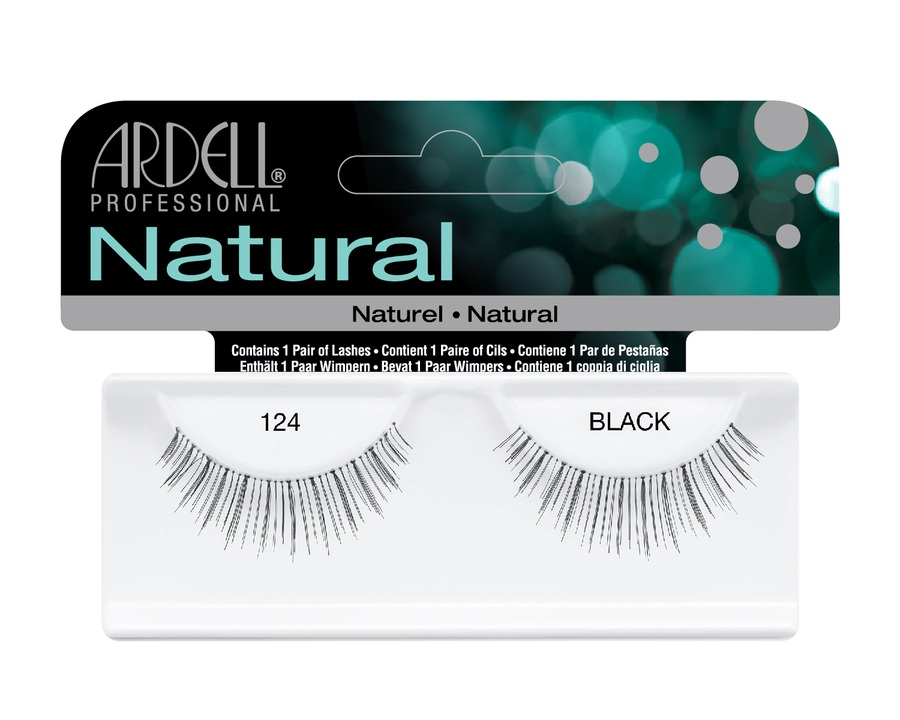 Ardell Natural Fashion Lashes – 124 Black