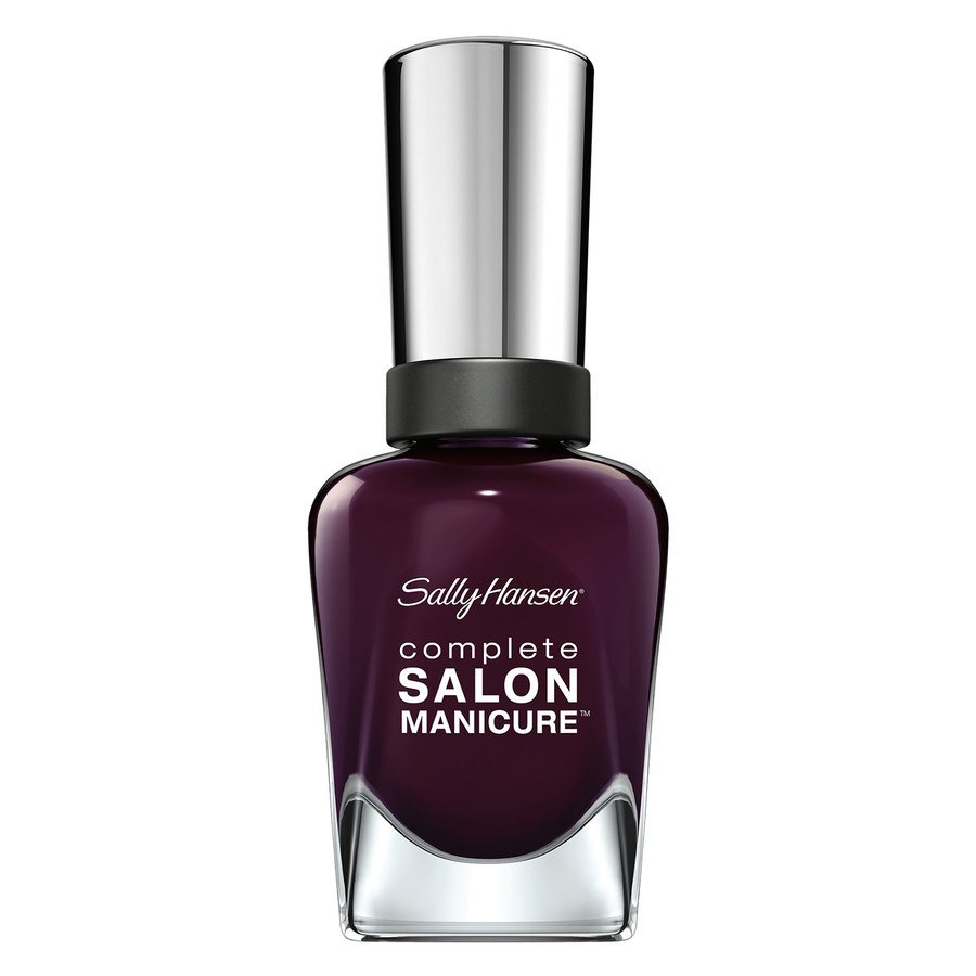Sally Hansen Complete Salon Manicure 3.0 14,7 ml ─ #660 Pat On The Black