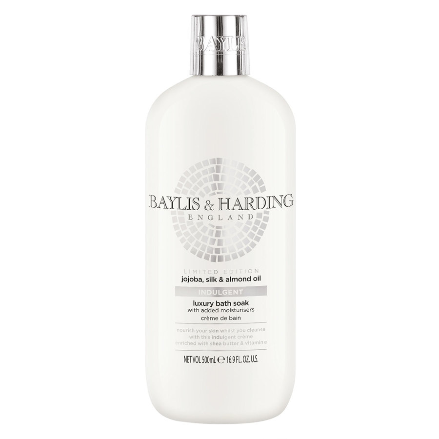 Baylis & Harding Signature Jojoba, Silk & Almond Bath Soak 500 ml