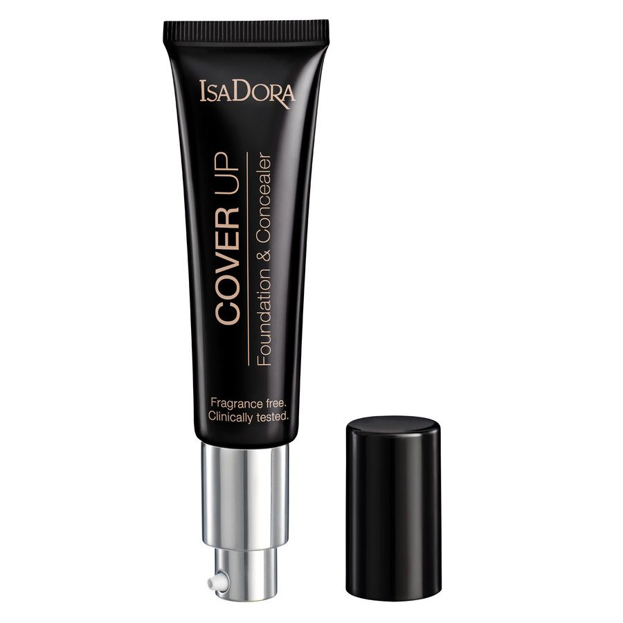 IsaDora Cover Up Foundation & Concealer 35 ml – 62 Nude Cover