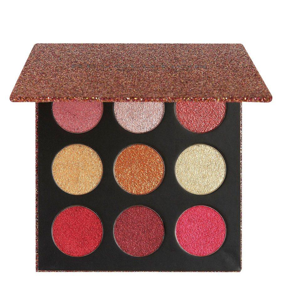 Makeup Revolution Euphoric Foil Eyeshadow Palette 18,9 g – House of Fun