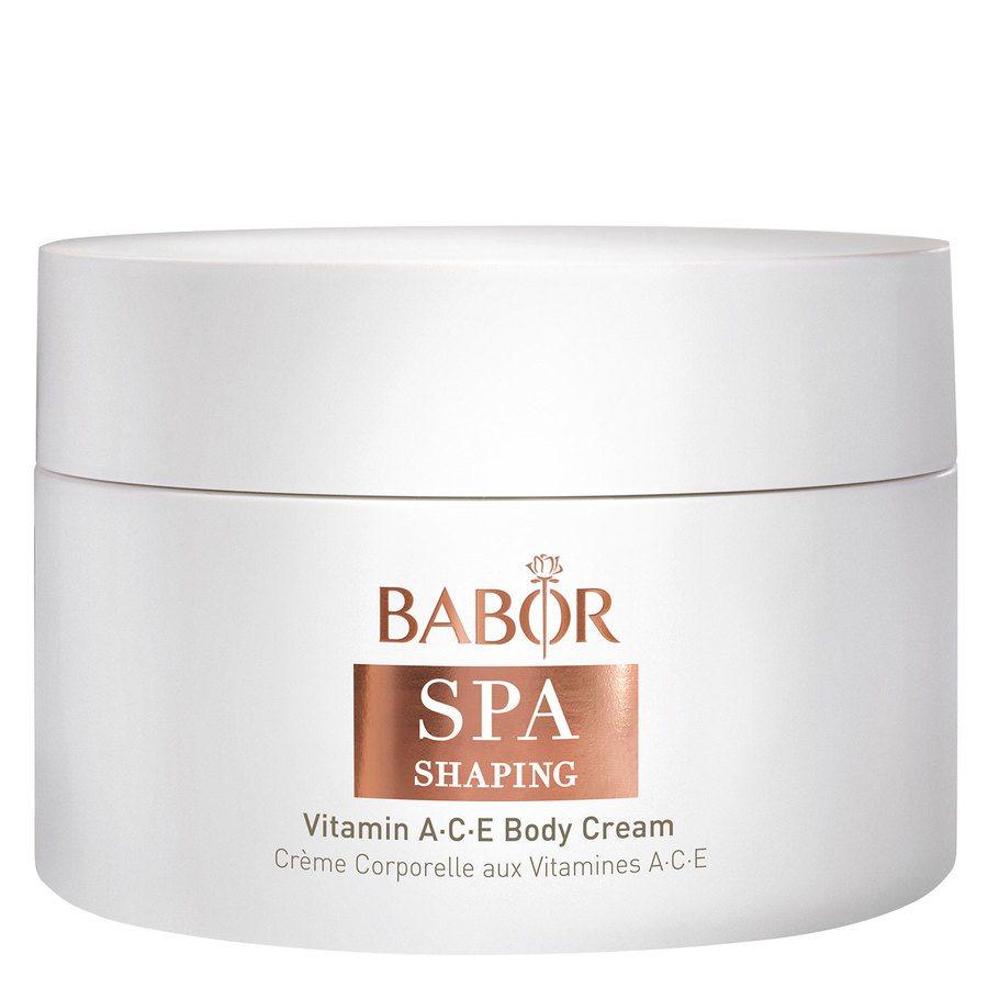 Babor Spa Shaping Vitamin A-C-E Body Cream 200 ml