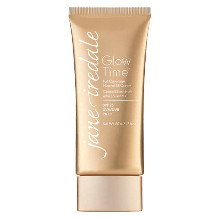 Jane Iredale Glow Time Full Coverage Mineral BB Cream – BB4 50ml