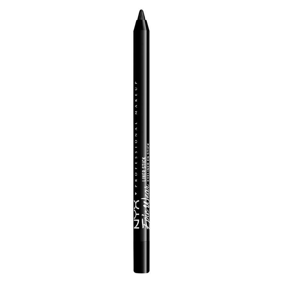 NYX Professional Makeup Epic Wear Liner Sticks 1,21 g – Pitch Black