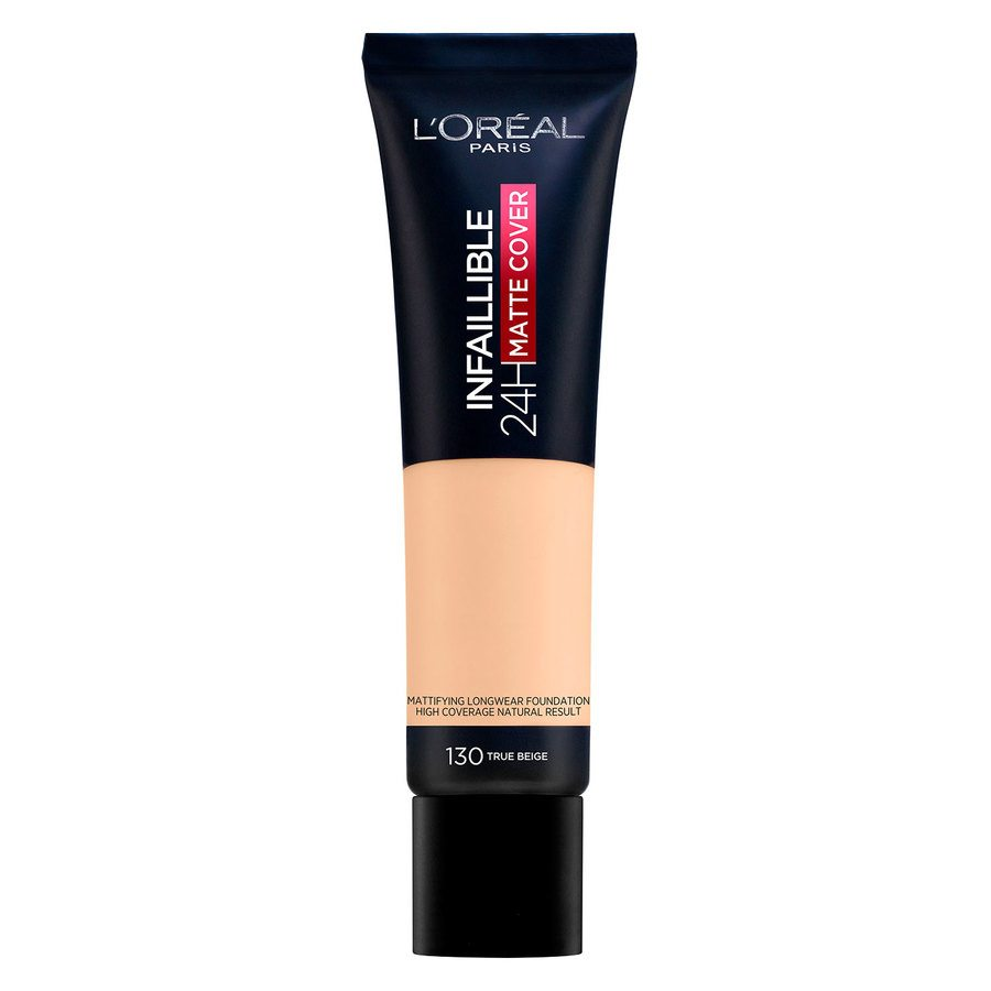 L'Oréal Paris Infaillible 24H Matte Cover 30 ml - 130 True Beige