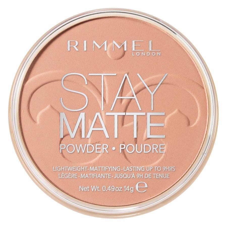 Rimmel Stay Matte Pressed Face Powder Cashmere 008 14g