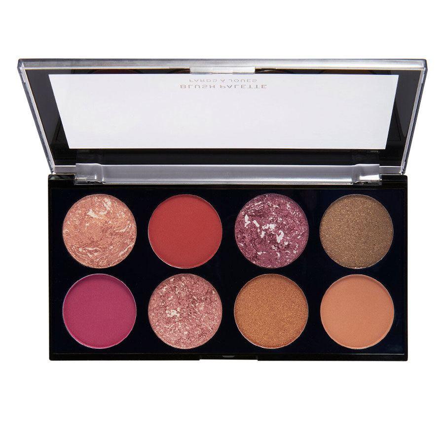 Makeup Revolution Ultra Blush Palette 13 g ─ Golden Soul