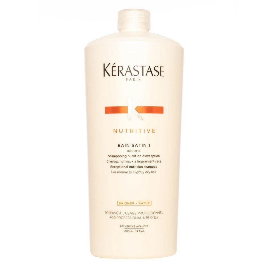 Kérastase Nutritive Bain Satin 1 Shampoo 1 000ml