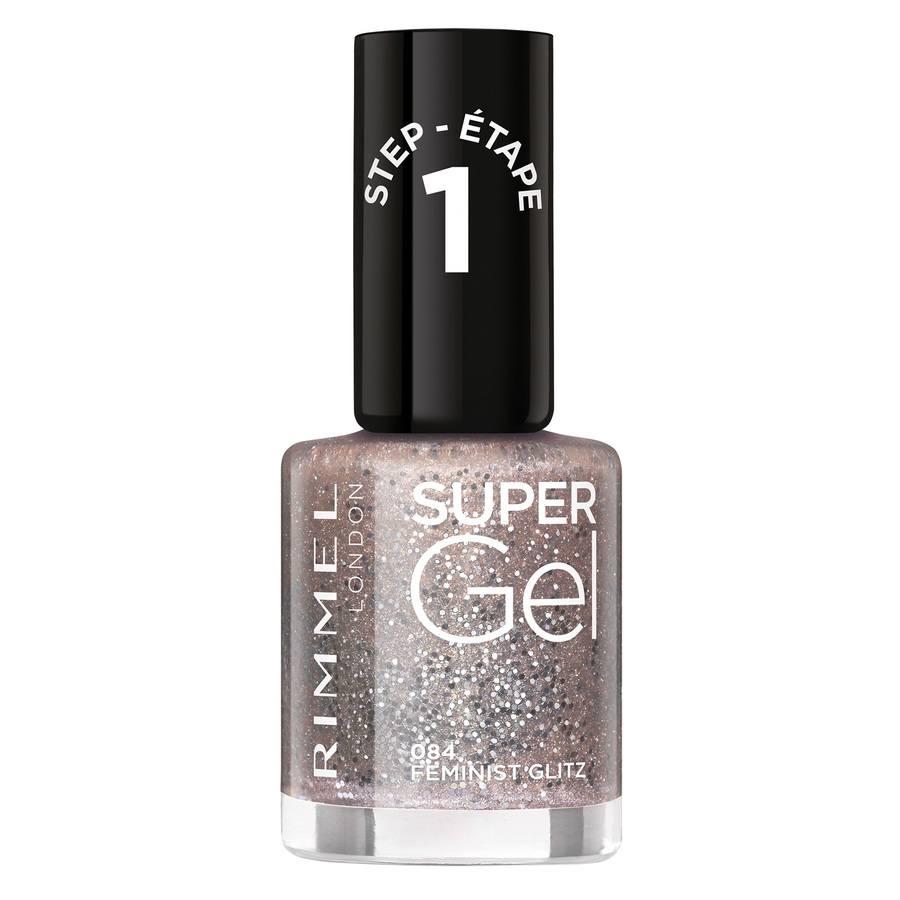 Rimmel London Super Gel Nail Polish 12 ml – 084