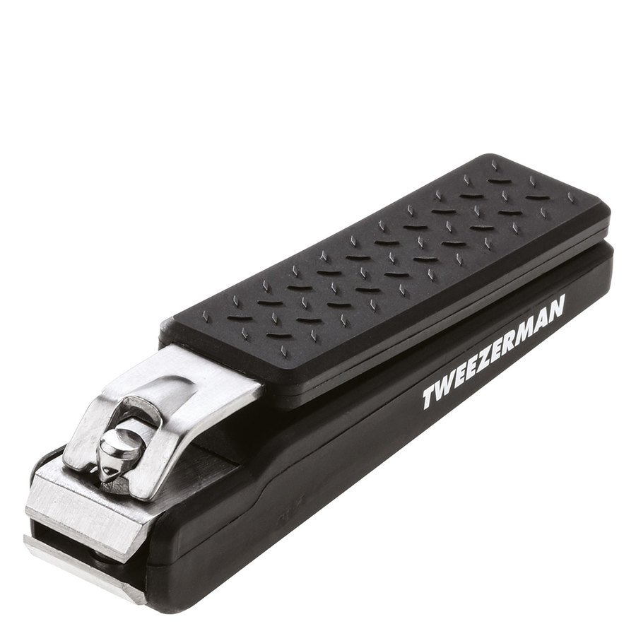 Tweezerman Gear Precision Grip Toenail Clipper