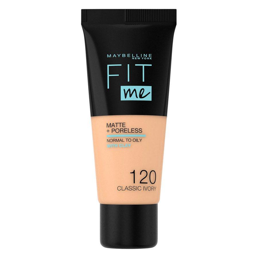 Maybelline Fit Me Matte + Poreless Foundation 120 30ml