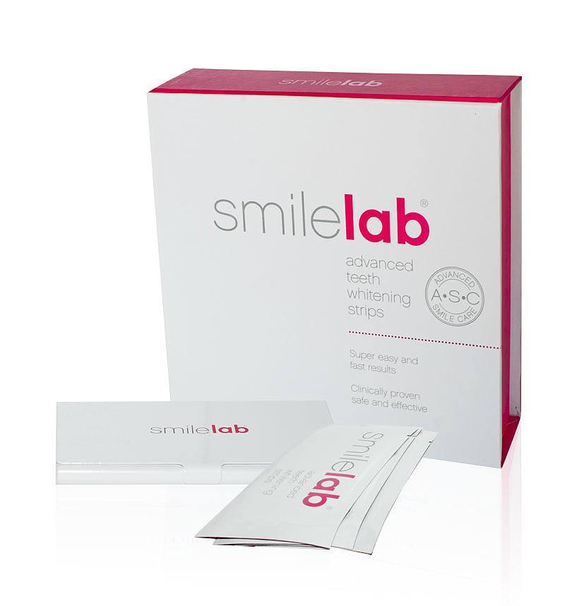 Smilelab Advanced Teeth Whitening Strips 14x2pcs