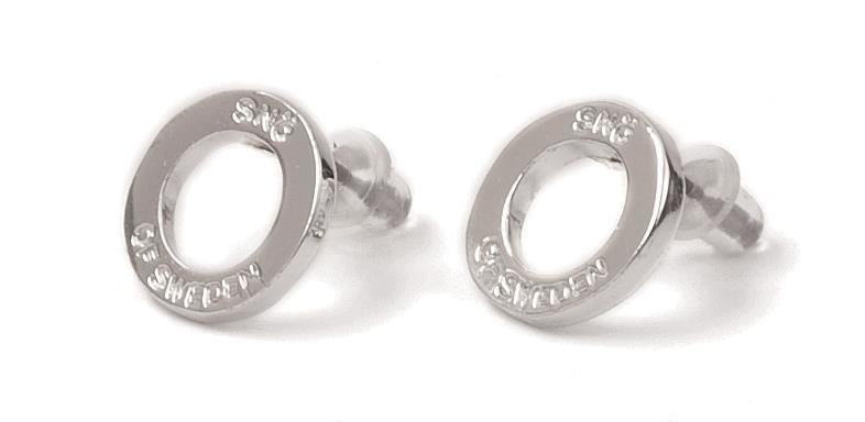 Snö Of Sweden Hege Small Earring - Silver