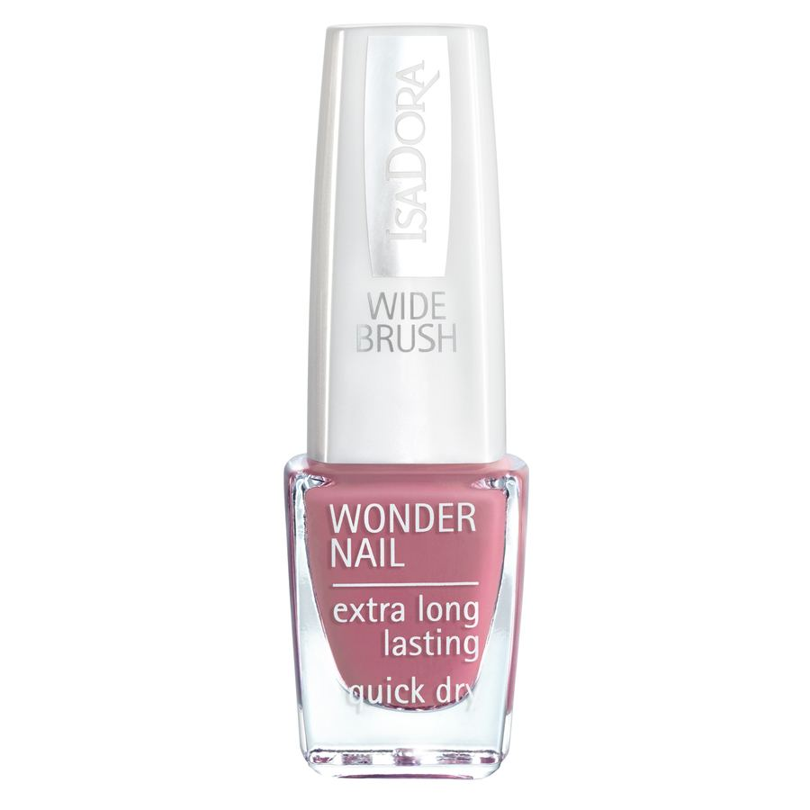 IsaDora Wonder Nail Wide Brush 6 ml - 546 Cool Mauve