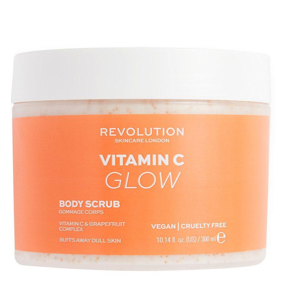 Revolution Skincare Vitamin C Glow Body Scrub 300 ml