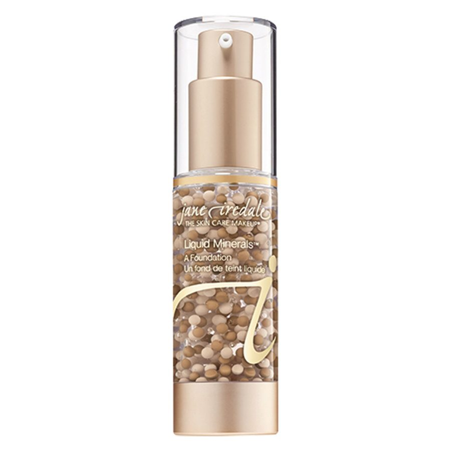 Jane Iredale Liquid Minerals Foundation – Light Beige 30ml