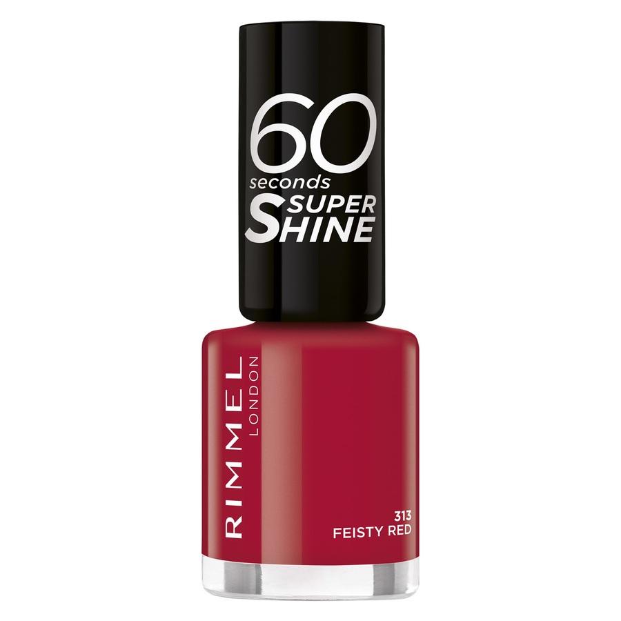 Rimmel London 60 Seconds Super Shine Nail Polish 8 ml – 313