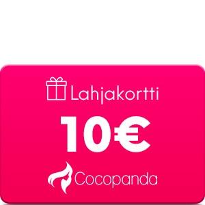 Lahjakortti – 10 €