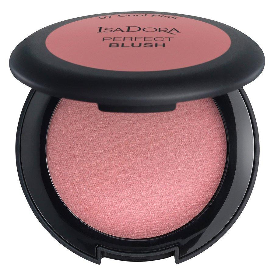 IsaDora Perfect Blush 4,5 g – 07 Cool Pink