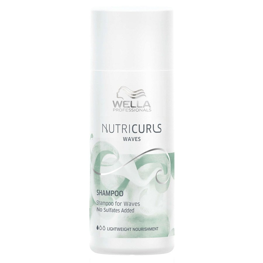 Wella Professionals Nutricurls Shampoo For Waves 50 ml