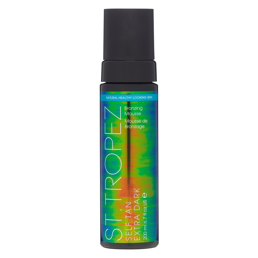 St. Tropez Self Tan Extra Dark Bronzing Mousse 200 ml
