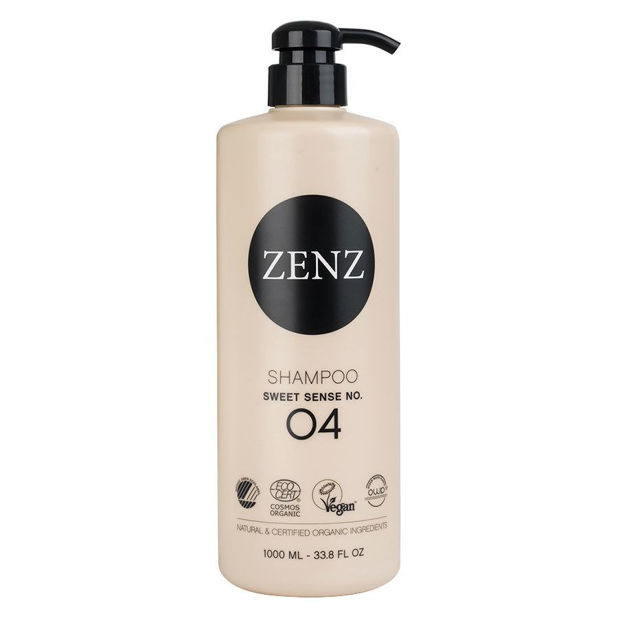 Zenz Organic No. 04 Sweet Sense Shampoo 1000 ml