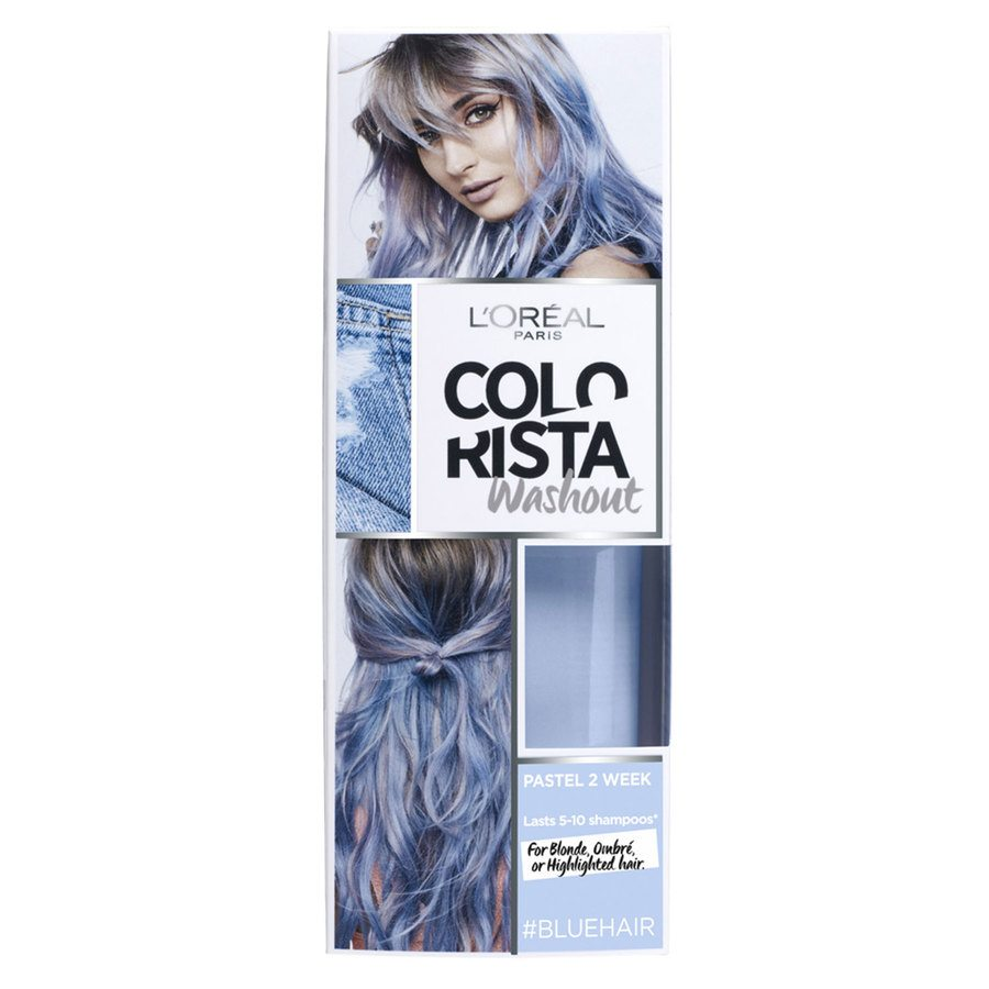 L'Oréal Paris Colorista 2 Weeks Washout 80 ml - 6 Blue