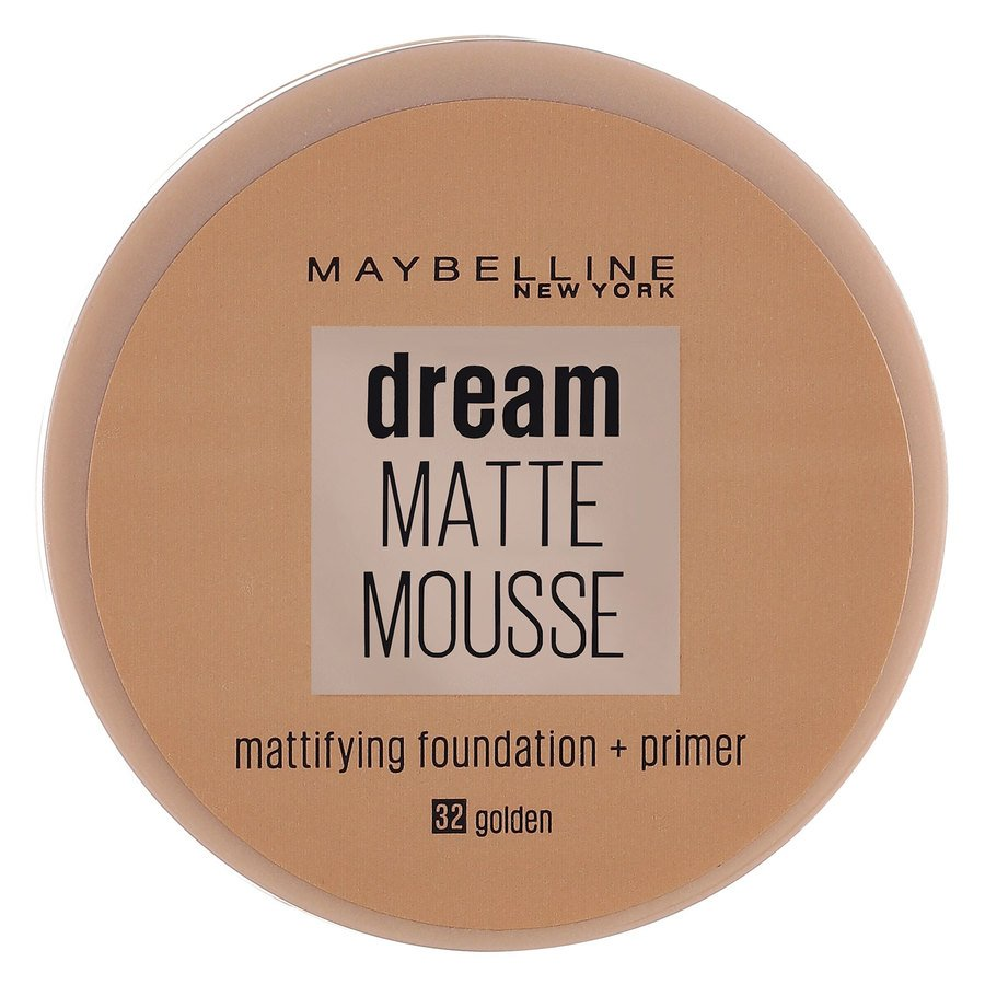 Maybelline Dream Matte Mousse Foundation - Golden
