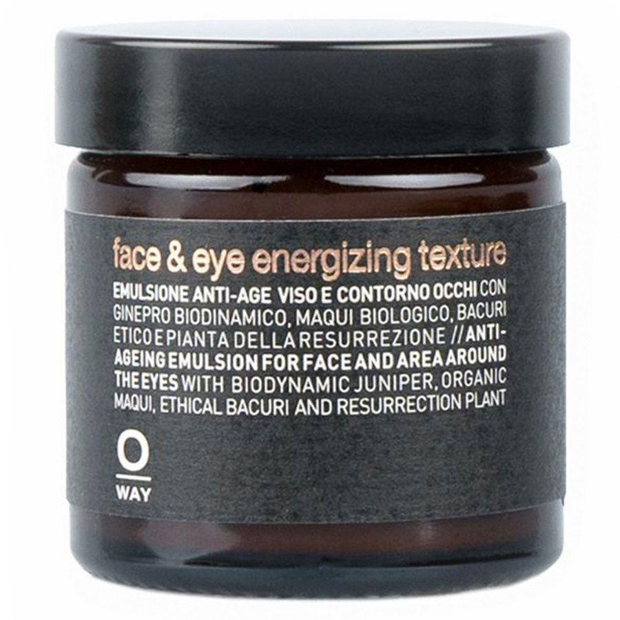 Oway Men Face & Eye Energizing Texture 50 ml