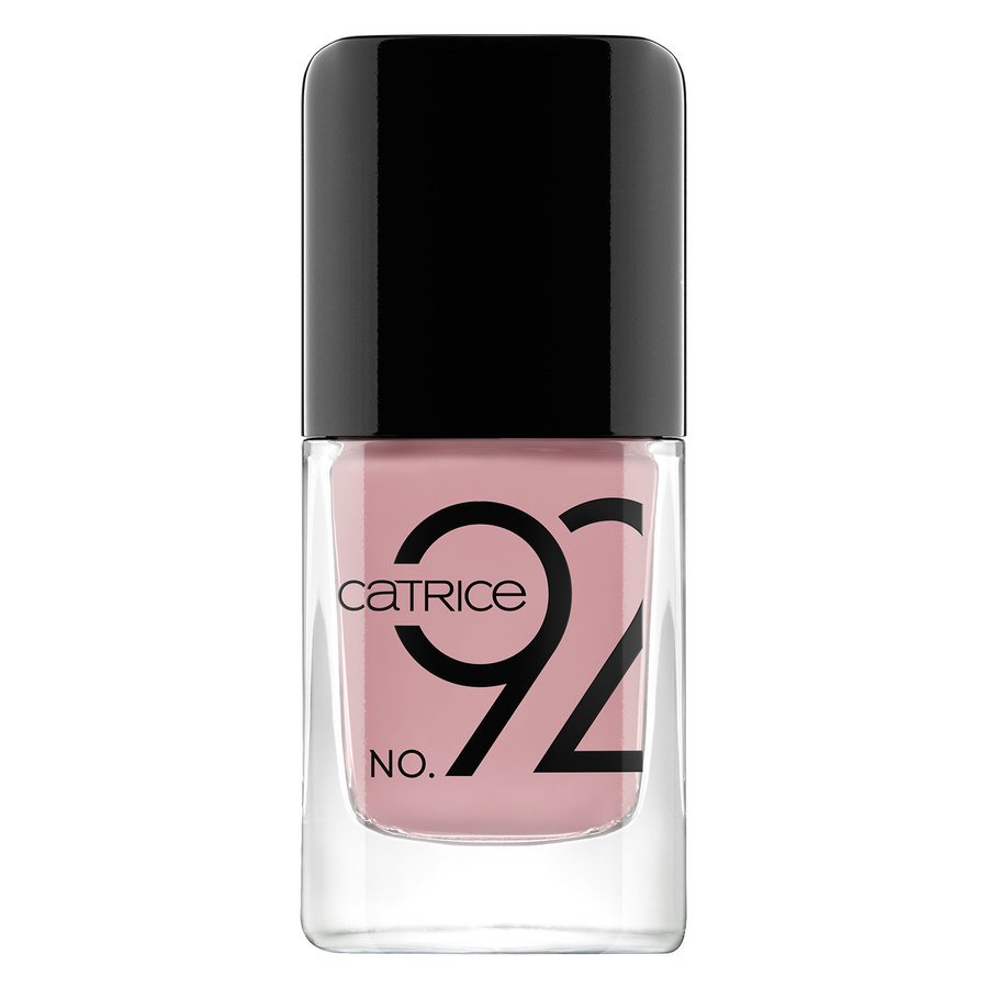 Catrice Iconails Gel Lacquer 10,5 ml – Nude Not Prude 92