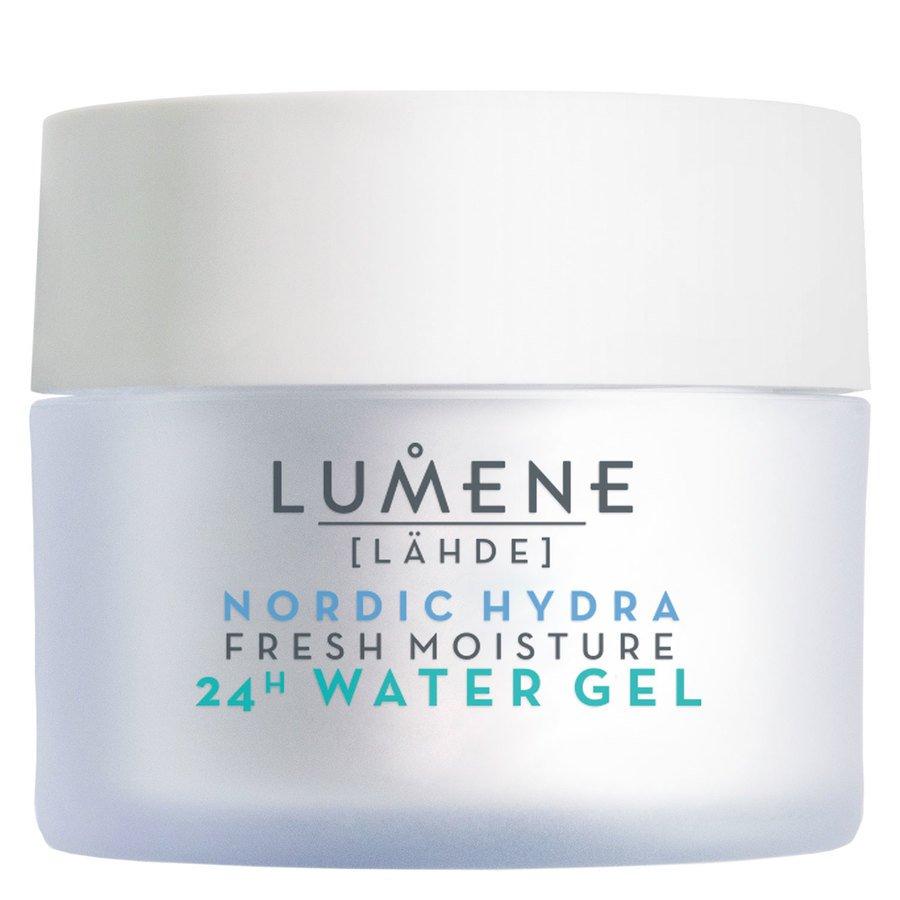 Lumene Lähde Nordic Hydra Fresh Moisture 24H Water Gel 50 ml