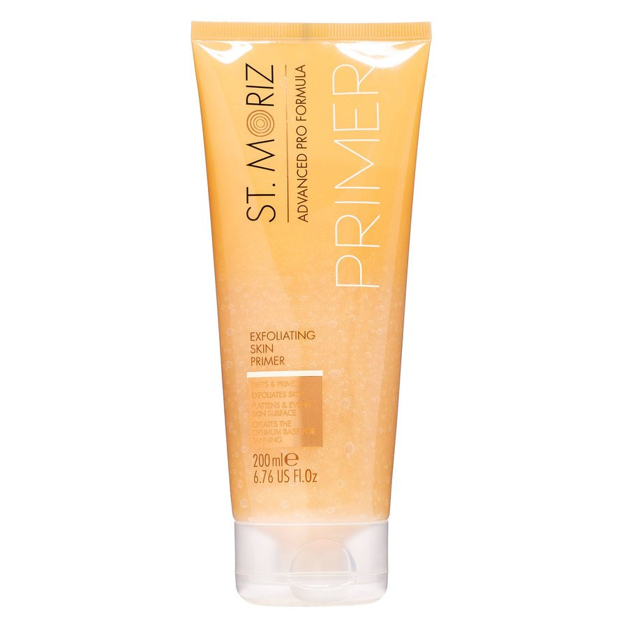 St. Moriz Advanced Pro Formula Exfoliating Skin Primer 200ml