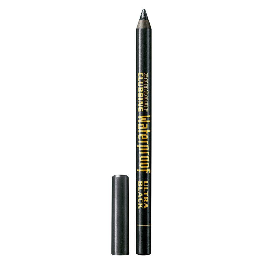 Bourjois Contour Clubbing Waterproof Pencil & Liner 1,2 g ─ 54 Ultra Black