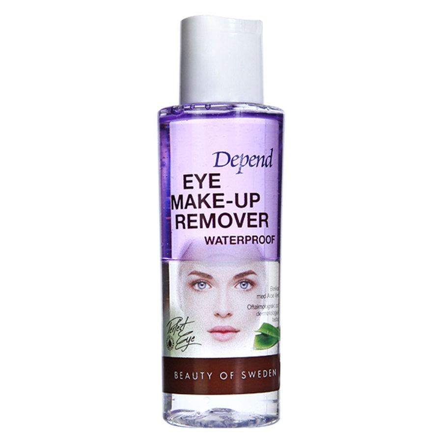 Depend Eye Makeup Remover Waterproof 100 ml