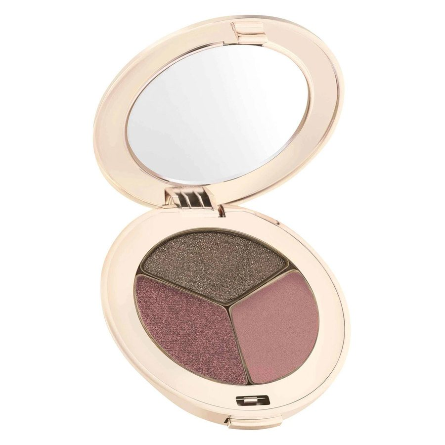 Jane Iredale PurePressed Triple Eye Shadow 2,8 g ─ Soft Kiss
