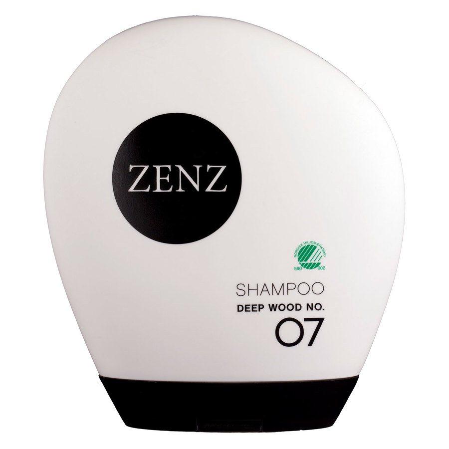 Zenz Organic Shampoo Deep Wood No.07 250 ml