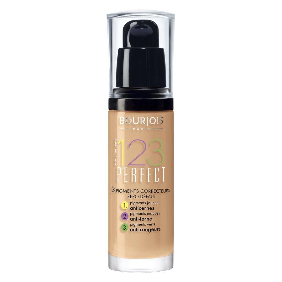 Bourjois 1,2,3 Perfect Foundation 30 ml ─ 55 Rose Beige
