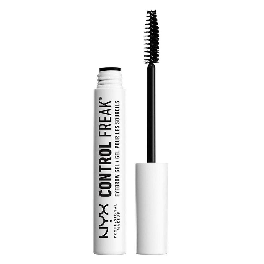 NYX Professional Makeup Control Freak Eyebrow Gel 9 g – Clear