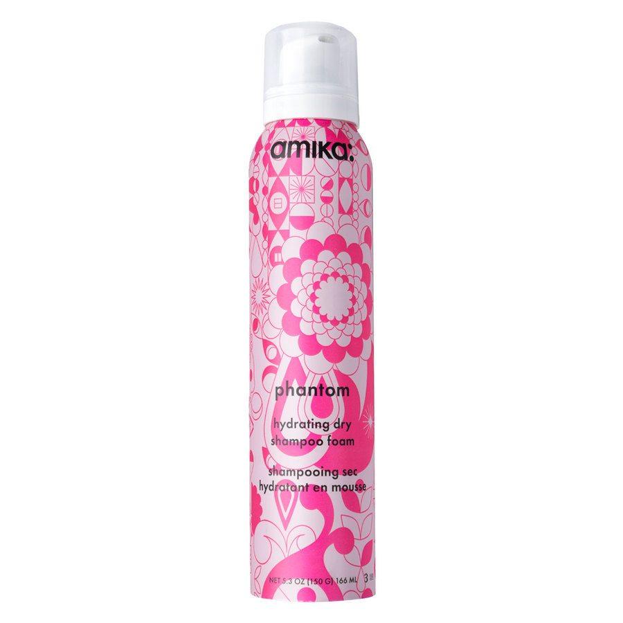 Amika Phantom Hydrating Dry Shampoo Foam 166 ml