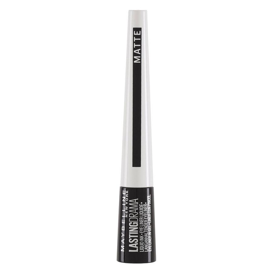 Maybelline Lasting Drama Liquid Ink Liner 8 g – Matte Black