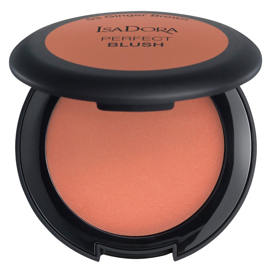 IsaDora Perfect Blush 4,5 g – 03 Ginger Brown