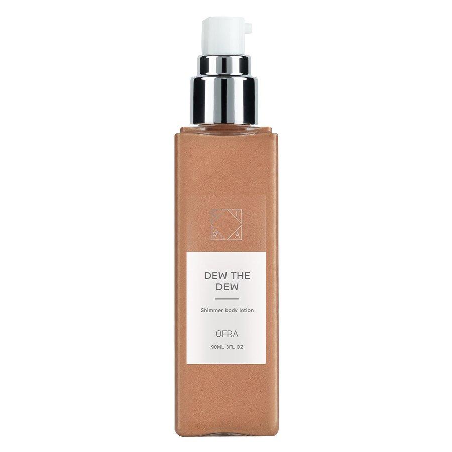 Ofra Dew The Dew Body Highlighter 90 ml – Rose Quartz