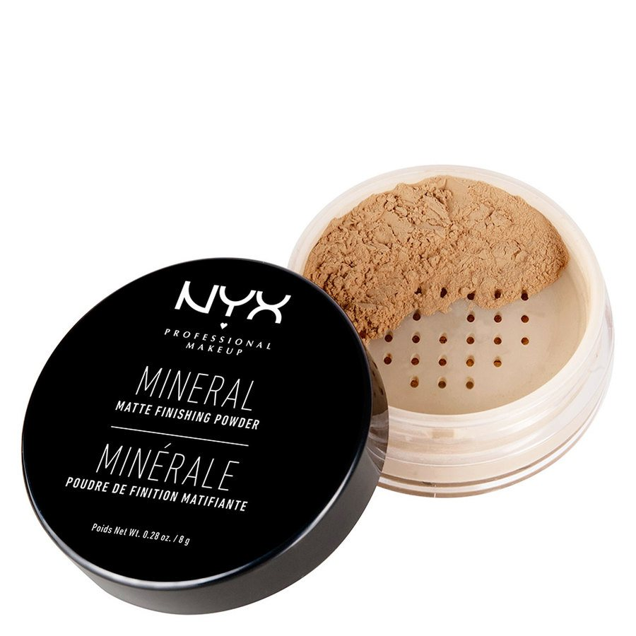 NYX Professional Makeup Mineral Finishing Powder – Medium/Dark 7,5g