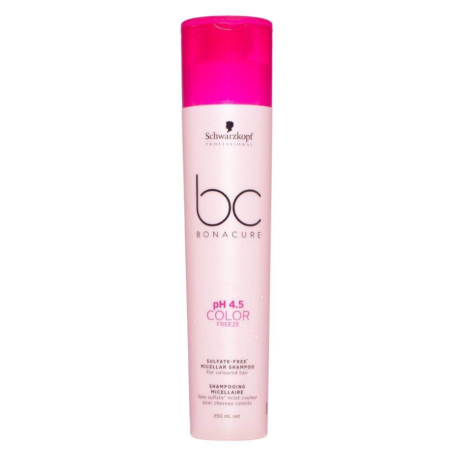 Schwarzkopf BC Bonacure Color Freeze Shampoo 250 ml