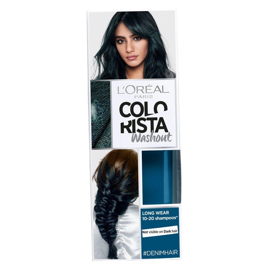 L'Oréal Paris Colorista 2 Weeks Washout 80 ml - 19 Denim