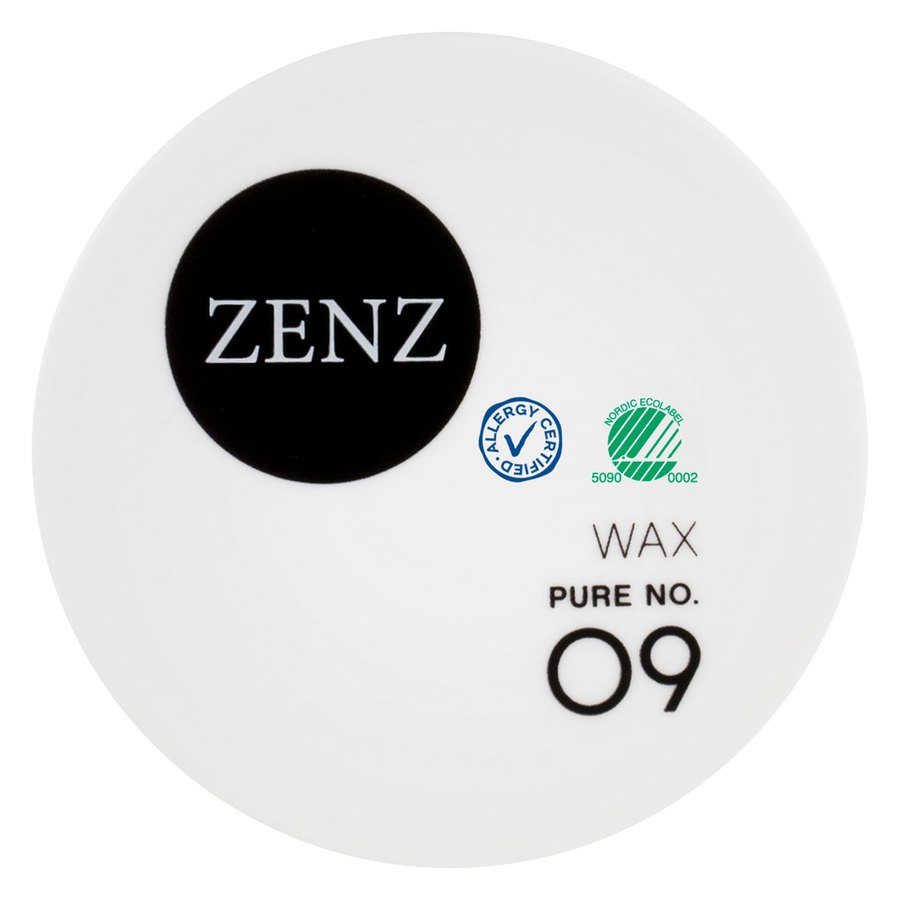 Zenz Organic Styling Wax Pure No.09 75 g