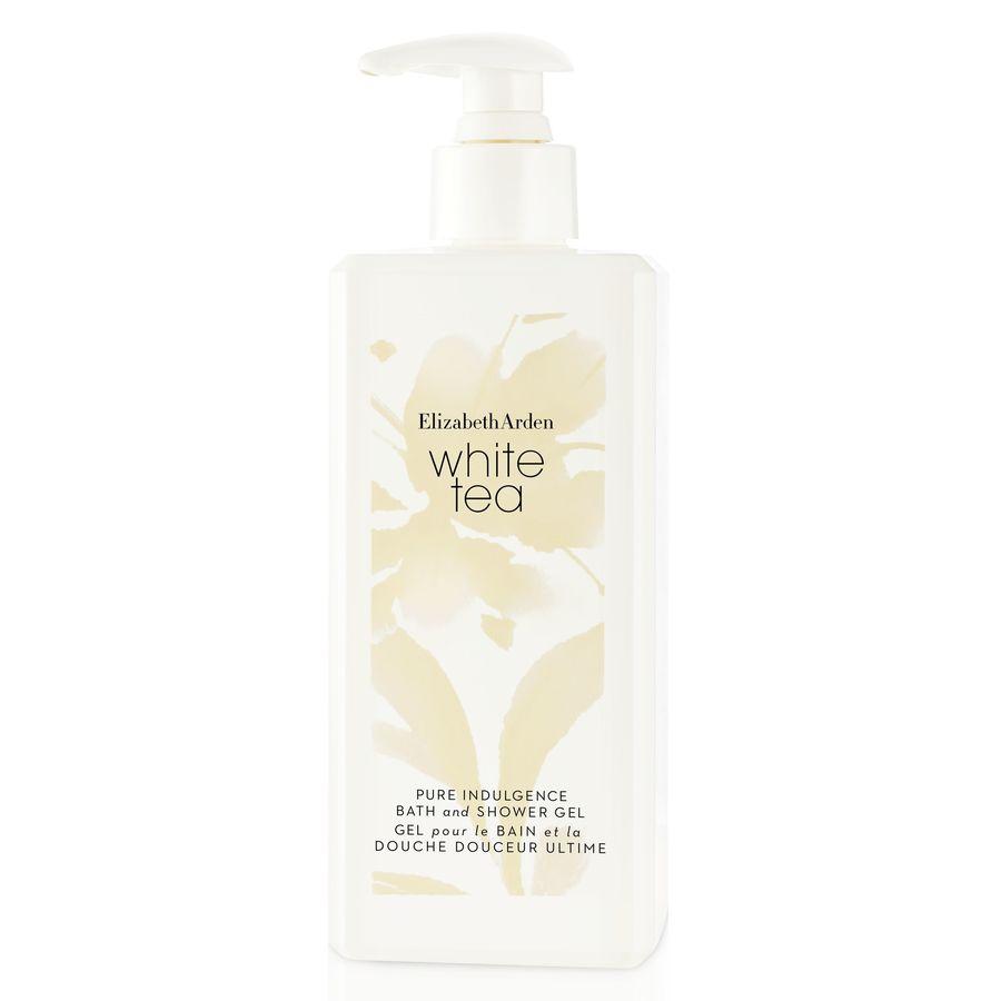 Elizabeth Arden White Tea Pure Indulgence Bath and Shower Gel 400ml