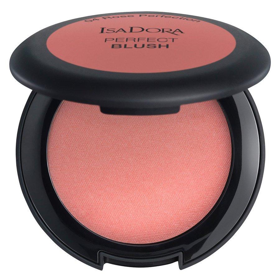 IsaDora Perfect Blush 4,5 g – 04 Rose Perfection