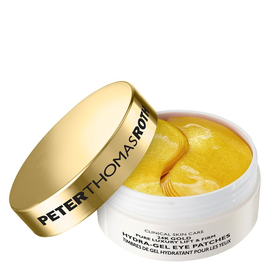 Peter Thomas Roth 24K Gold Pure Luxury Lift & Firm Hydra-Gel Eye Patches 60 kpl