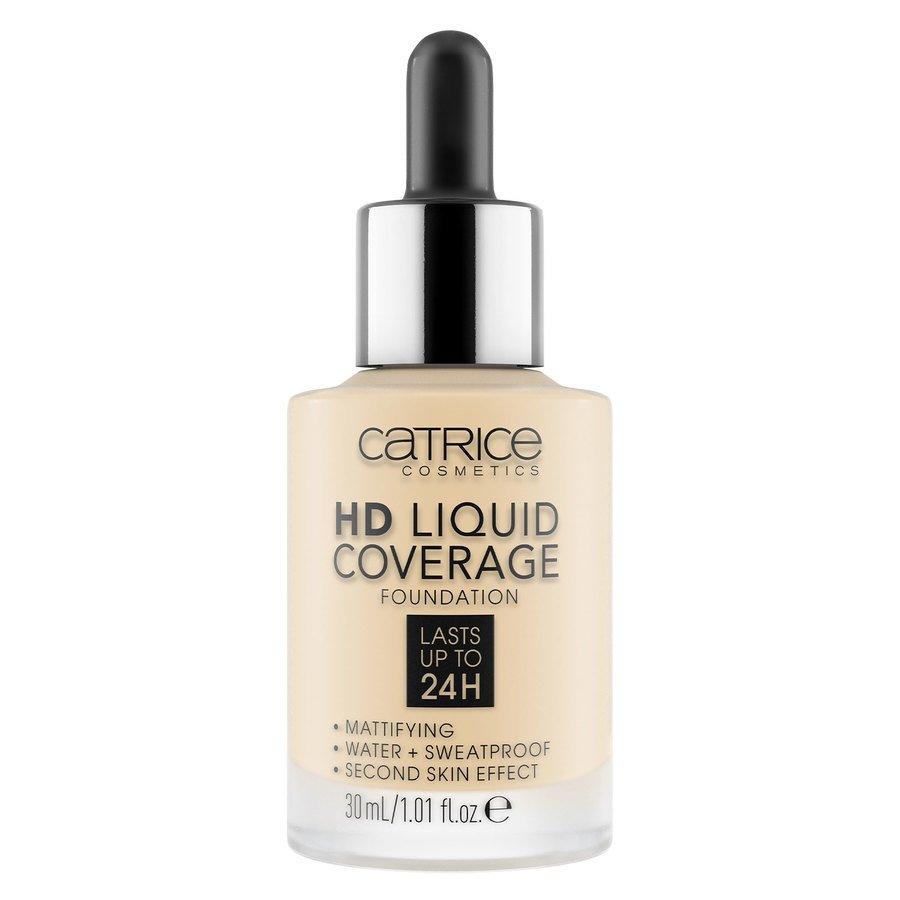 Catrice HD Liquid Coverage Foundation 30 ml – Porcelain Beige 002